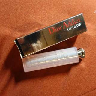 🚚 Dior 潤唇膏 004 全新專櫃保濕護唇膏 潤色