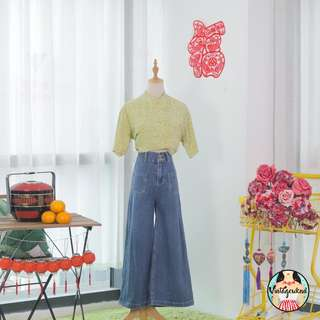 🍿 Vintage Blouse VB1417