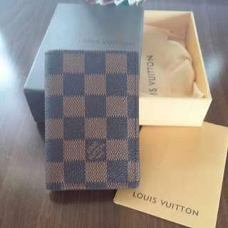 Louis Vuitton Card Wallet