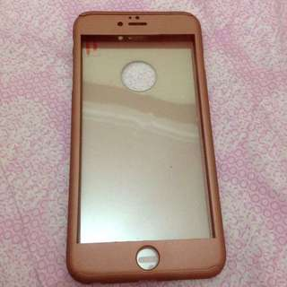 Case Iphone 6S Plus Peach ..