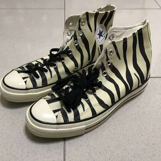 Converse All Star CATs 1970s 斑馬紋 全新 9.5號