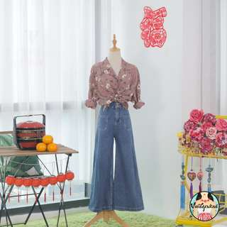 🍿 Vintage Blouse VB1425