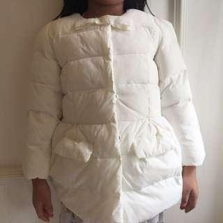 NEW girls coat 6-7thn