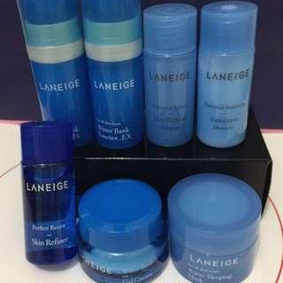 BN Laneige Moisture Trial Kit