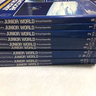 Juniors encyclopedia