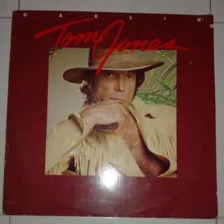 Tom Jones Vinyl LP Record