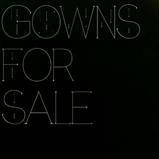 Taal Gowns for Sale!!
