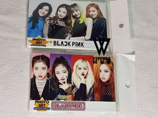 Blackpink Photo set