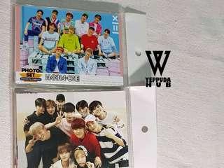 Wanna One Photo Set