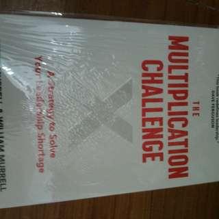 Multiplication Challenge by Steve Murrel
