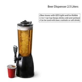 Beer Dispenser 2.5L