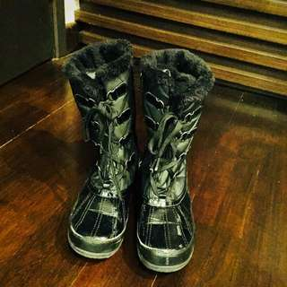 Winter Snow Boots - worn once only