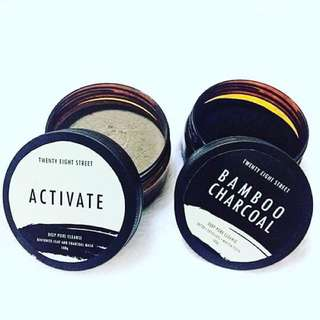 28street Activate & Bamboo Charcoal