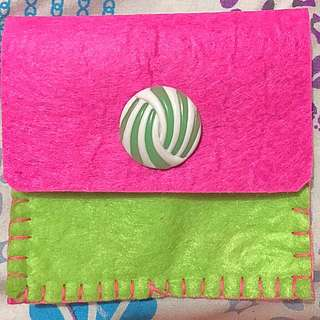 Cute Felt coin purse
