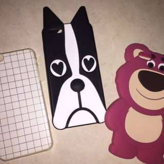 3 CASING HP IPHONE 6+ TAKE ALL ONLY 70k