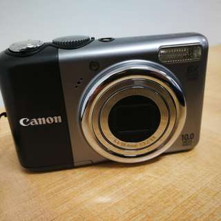 Canon powershot A2000IS 10MP Digital Camera 6X Optical Image Stabilized Zoom
