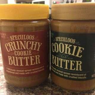 Crunchy Cookie Butter