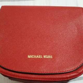 MK satchel Bag(Red)