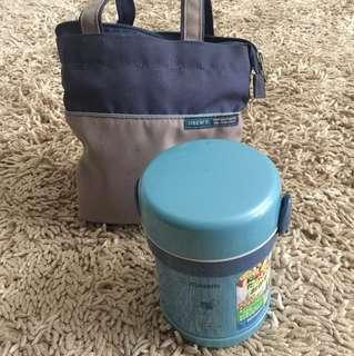 Zojirushi lunch jar thermos