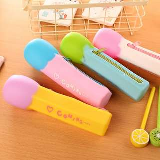 Plastic Pencil case bag 鉛筆 文具 Stationery Student 學生 kids prize 小禮物 gift 20180206-002