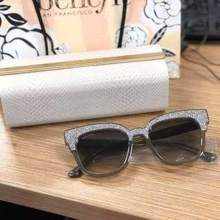 Jimmy Choo太陽眼鏡連盒 100%全新