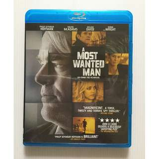 A Most Wanted Man Blu Ray