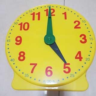 Big size clock