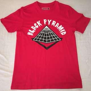 Black Pyramid Tee
