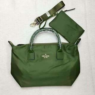 Kate Spade with Pouch Set