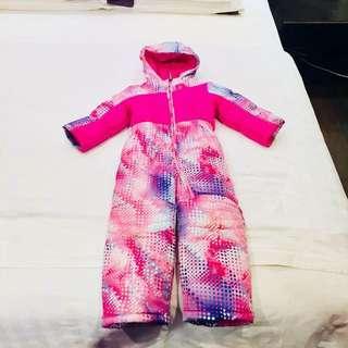 RWay Girls Ski Snowsuit 4T
