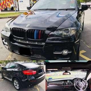 SAMBUNG BAYAR / CONTINUE LOAN  BMW X6 3.0 TWIN TURBO