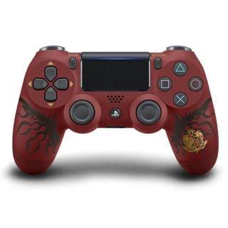 [Limited Edition] Monster Hunter World PS4 Controller