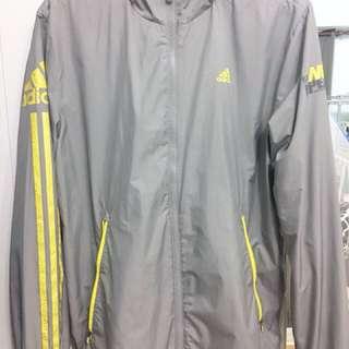 🚚 寒冬防風#Adidas climaproof 全地形風衣