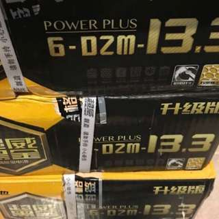 Lead acid battery 13.3ah
