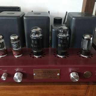 Sun Audio Tube amplifier.Made In Japan not Local
