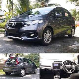 SAMBUNG BAYAR /CONTINUE LOAN  Honda Jazz Hybrid