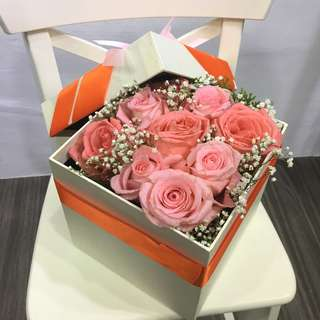 Love in the Box | Valentine's Day Gift Box | Flower | Pre Order | 05