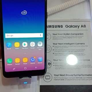 New Samsung Galaxy A8plus CREDIT