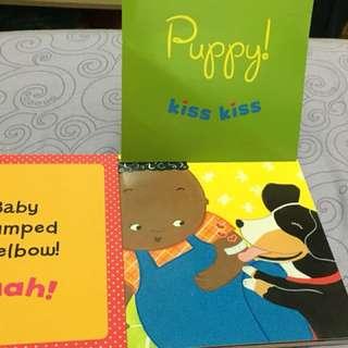 Kiss Baby's Boo Boo book