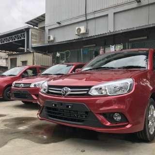 Proton Saga Vvt 2018