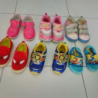 Kids Shoes one pair for RM10!!!