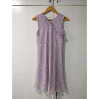 [Marks & Spencer] Lilac dress
