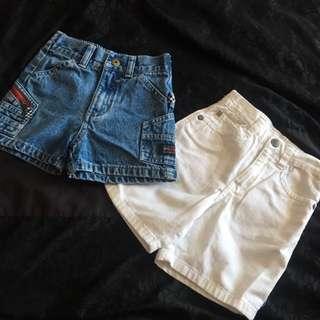Kids shorts