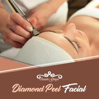 Diamond Peel Facial