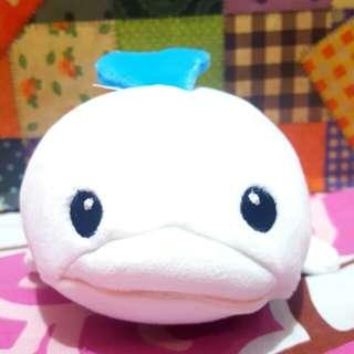 Small platypus stuffed toy