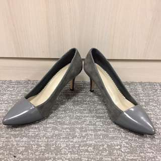 Florsheim Grey Heels