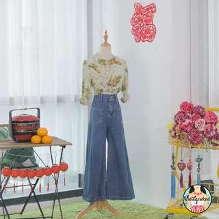 🍿 Vintage Blouse VB1430