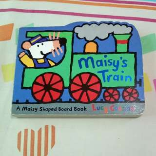 Children books - Maisy's train