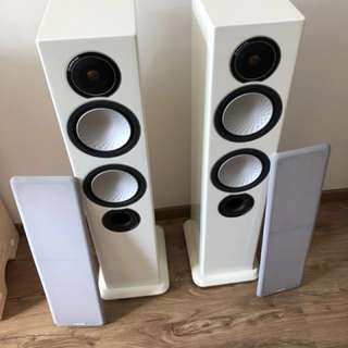Monitor audio sliver 6 speakers