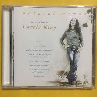 (Reserved) Carole King Cd